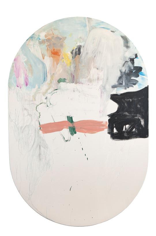 Sans titre 28, acrylique sur canevas, 2012 Non disponible