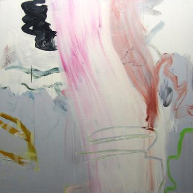 Sans titre 29, acrylique sur canevas, 2011 Non disponible