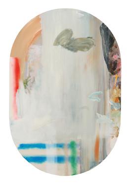 Sans titre 44, 122 x 81,5 cm, acrylique sur canevas, 2015