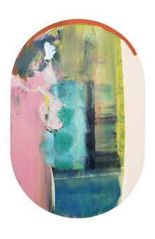 Sans titre 40, acrylique sur canevas, 2014
