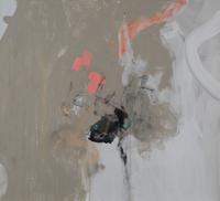 Sans titre 15, acrylique sur canevas, 2010 Non disponible