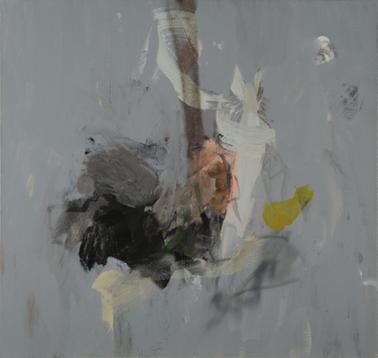 Sans titre 17, acrylique sur canevas, 2011 Non disponible