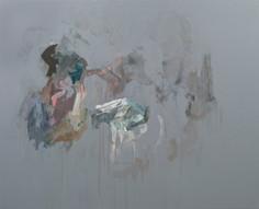 Sans titre 7, acrylique sur canevas, 2009 No disponible