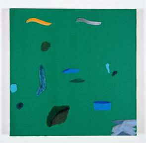 Distracteurs de couleurs ( Dessin 3) 24x24 po, acrylique sur canevas, 2020, Non disponible