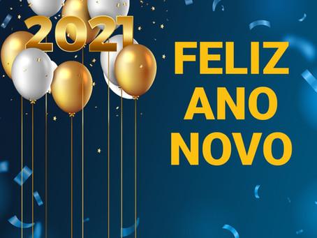 Feliz 2021!!!  🎉🎉🎇