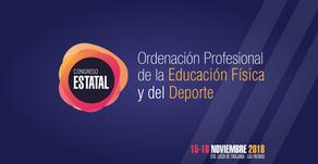 Congreso Estatal de Ordenación Profesional de la Educación Física y del Deporte