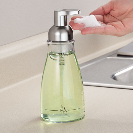 DIY Healthy Foaming Hand Soap