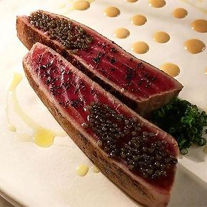 #tunabelly #caviar #salt #thaan #thaanch
