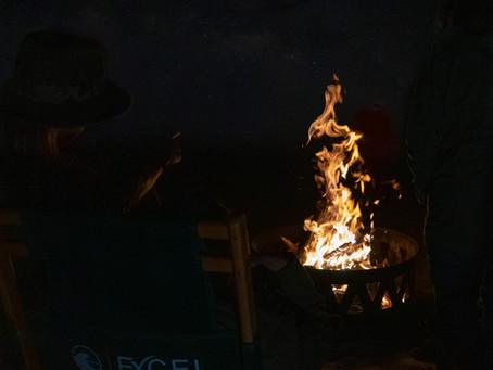 A Unique Experience: Beach Bonfires