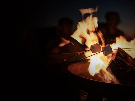 Beach Bonfires Are Back*