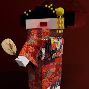Geisha  / Mia