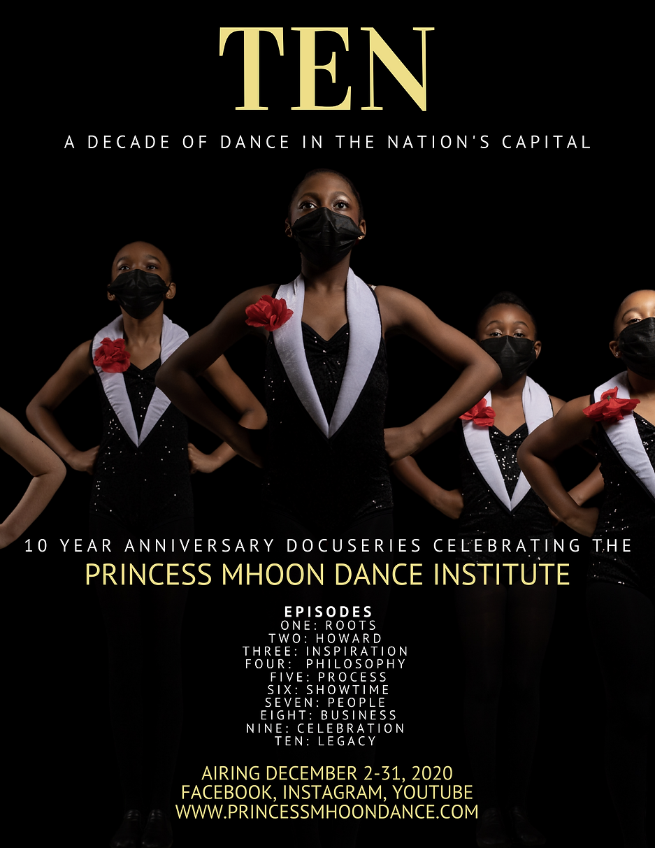 TEN_ A Decade of Dance In the Nation's C