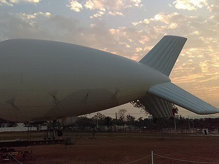 Team UAV Crew & Deploy TCOM Lighter-than-air Aerostat