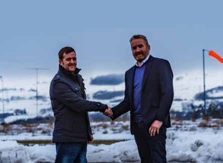 Team UAV & PDG Aviation Services Sign Services Partnership Agreement