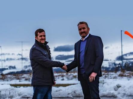 Team UAV & PDG Aviation Services Sign Services Partnership Agreement