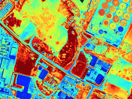 Drone Mapping - Hyperspectral Data Sets