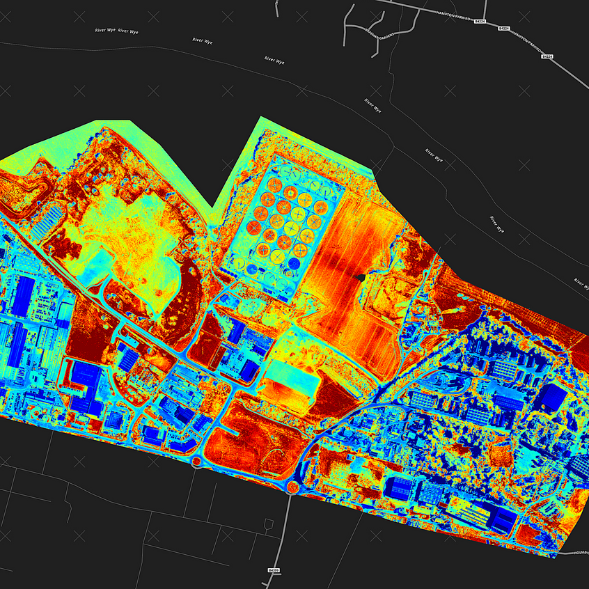Team UAV Multispectral Drone Mapping