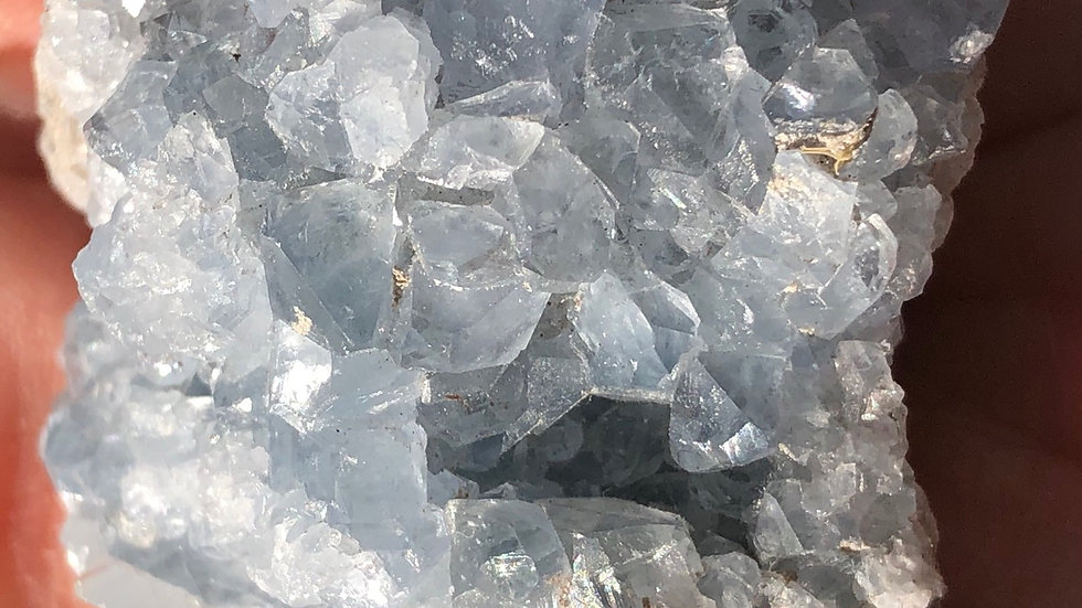 Celestite Geode Large