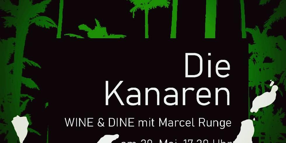 Die Kanaren - WINE & DINE mit Marcel Runge