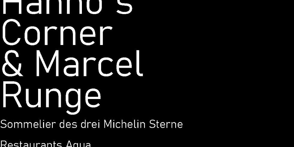 Wine & Dine mit Marcel Runge