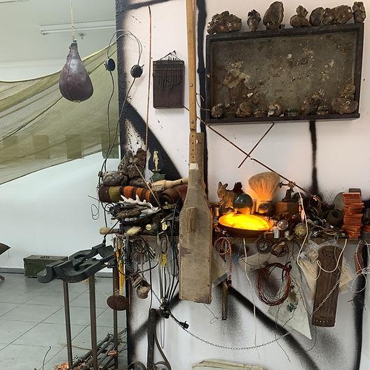 Hamidrasha Gallery Hayarkon 19