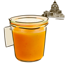 Carottes zeste d'orange