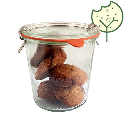 Cookies choco & cacahuète