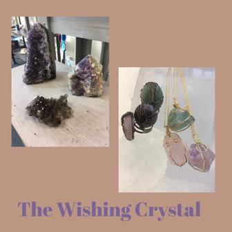 The Wishing Crystal