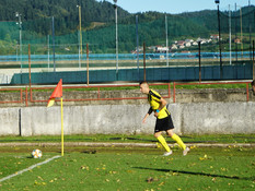 Prázdne tribúny, osem gólov a  Stano Šesták v akcii