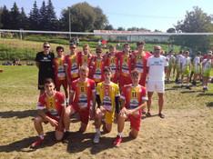 Krôčik od titulu: Volejbalisti do 17 rokov strieborní v národnom Pohári mládeže!