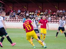 Futbalisti MFK Stará Ľubovňa prehrali pod hradom Šariš
