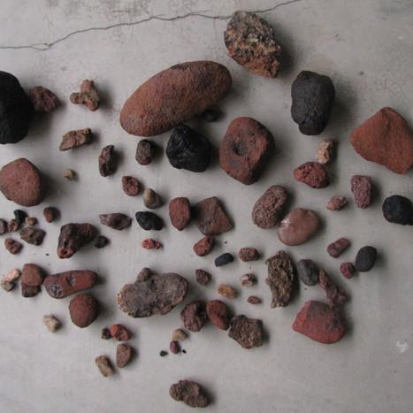 Pedras e Tôas