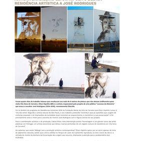 Fundação Bienal de Cerveira.Vila Nova de Cerveira, Portugal. 14/10/2016.