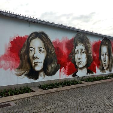 Mulheres da Revolução de Abril