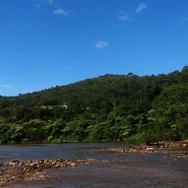 Rio das Almas