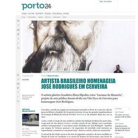 PORTO 24. Porto, Portugal. 12/10/2016.