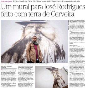 Jornal de Notícia. Porto, Portugal. 17/10/2016.