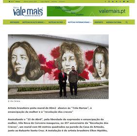 Revista Vale Mais. Alto Minho, Portugal. 19/06/2019.