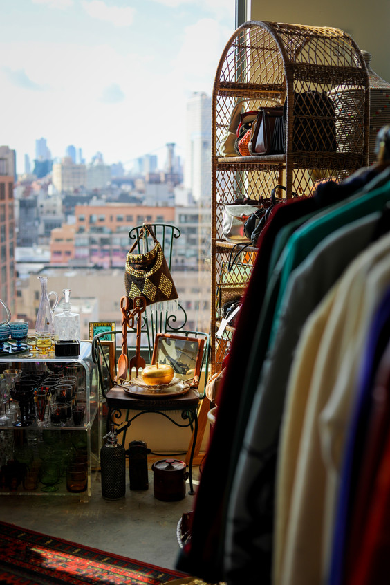Brooklyn Flea Market | February 8, 2020