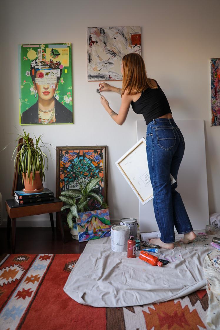 'Realities'- Emily Getz