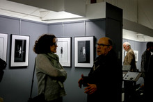 Exhibit Opening Ceremony | Soho Photo Gallery