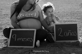 Sesión de embarazo