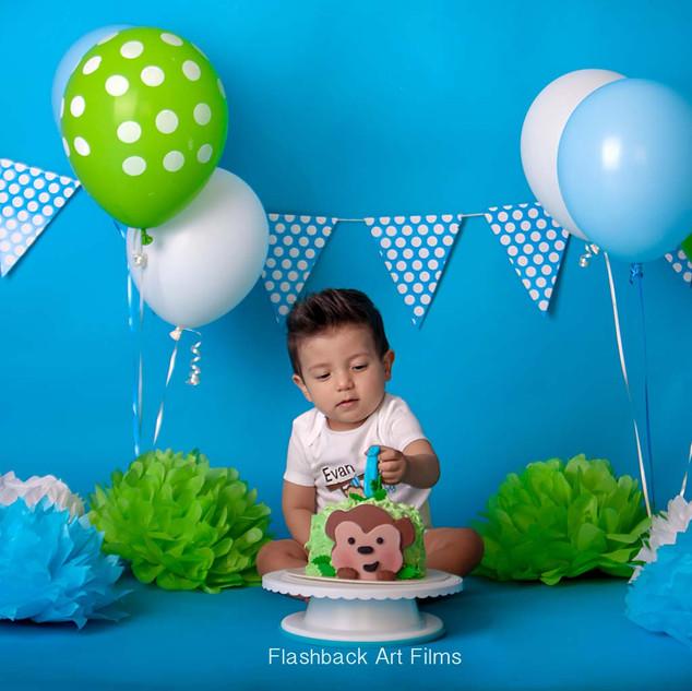 Smash Cake y Bebés