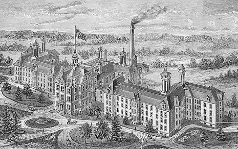 Milwaukee Insane Asylum