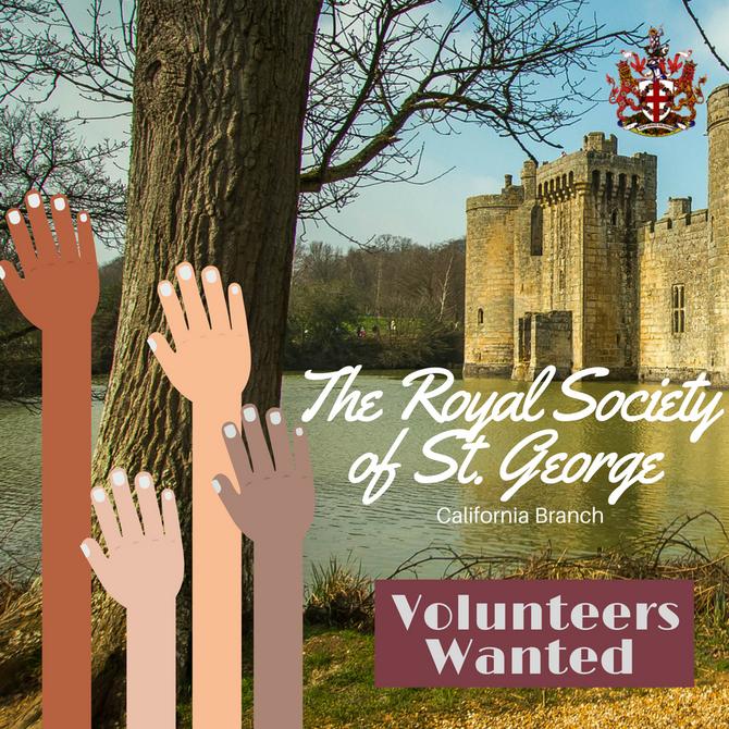 RSSG: Volunteer wanted