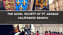 Royal Society of St. George California Branch-A Non-Profit Charitable Membership Society