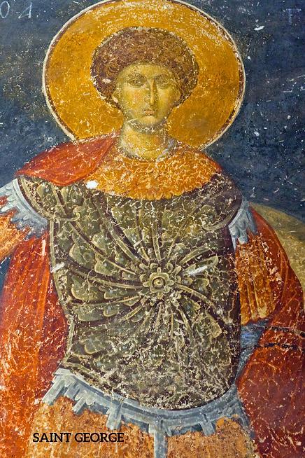 History of Saint George of Cappadocia