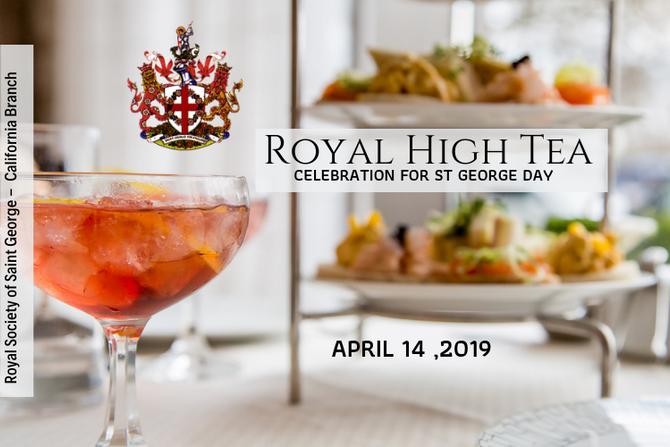 Royal High Tea