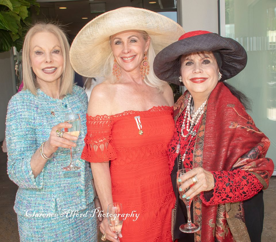 Royal Brunch at the Beverly Hilton H