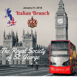 The Royal Society of St. George- event